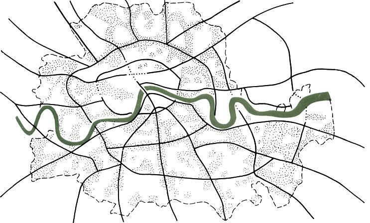 Проект планировки Лондонского