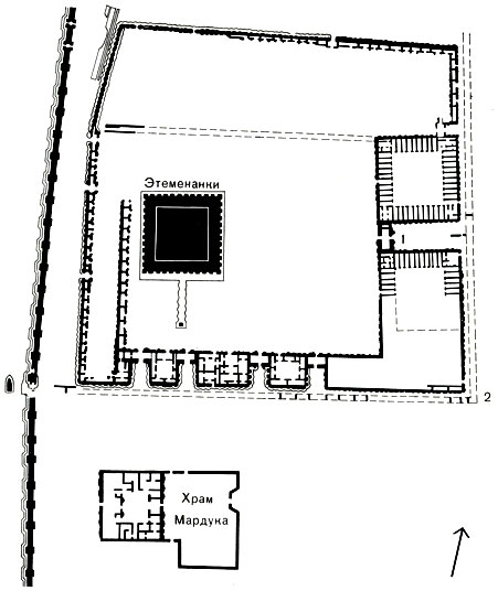 помещения для паломников;
