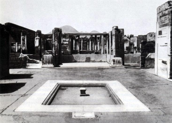 Помпеи. Дом Фавна (II в. до н.