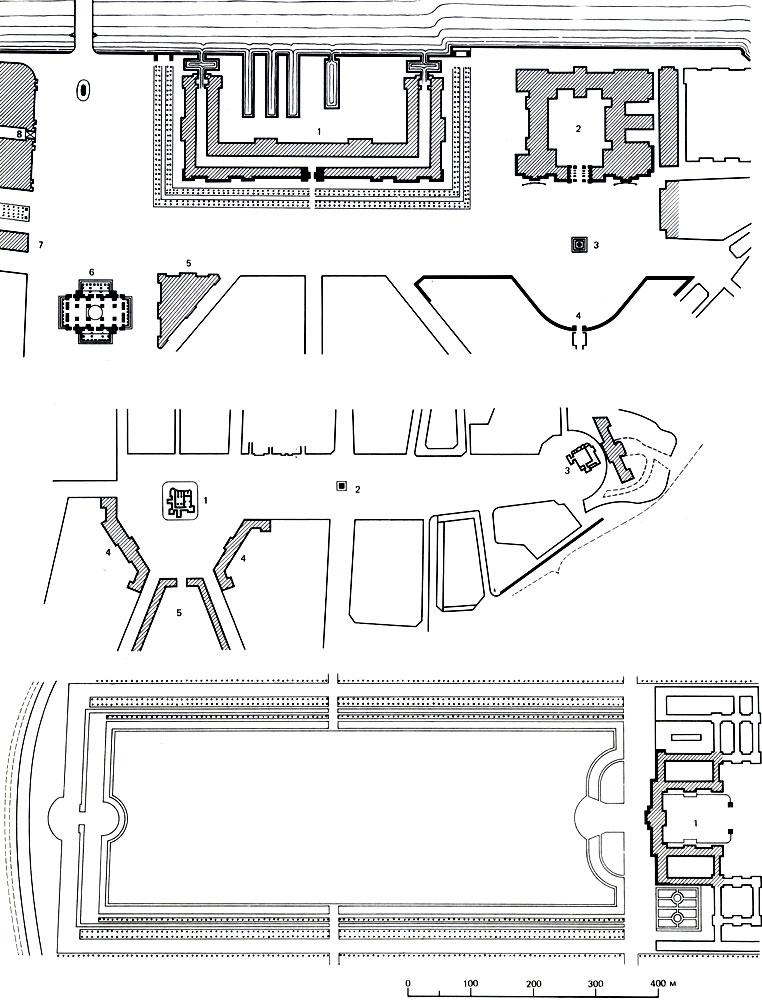 Городские площади [1979 Бунин